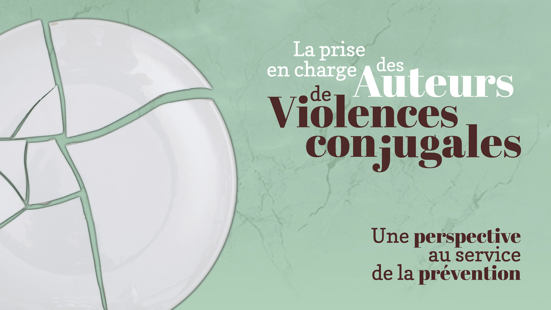 25 octobre 2018, Prise en charge des auteurs de violences conjugales